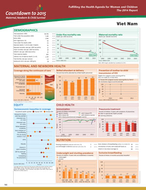 Vietnam Country Profile 2014-1